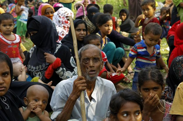 Jokowi Minta ASEAN Tangani Masalah Muslim Rohingya di Rakhine State
