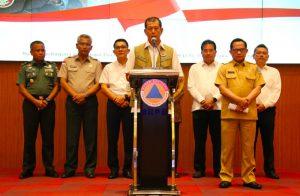 Tingkat Kesembuhan Pasien Covid-19 Tinggi ; Doni Monardo Puji Provinsi Aceh