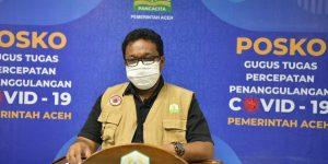 Covid-19 di Aceh Semakin Rawan, Kini Menjadi 50 Orang Positif