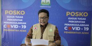 Terkait OTG Positif Covid-19 di Aceh, Dinilai Perlu Berikan Edukasi Penularan