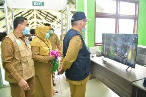 Sekda Aceh Resmikan 24 Ruang Isolasi Tambahan, Khusus Penanganan Pasien Covid-19