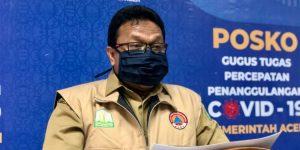 Bertambah Enam Kasus Baru, Positif Covid-19 di Aceh Menjadi 86 Orang
