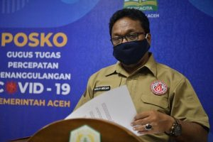 Gugus Tugas Temukan Lima Kasus Baru Positif Covid-19, Warga Kota Lhokseumawe dan Aceh Utara