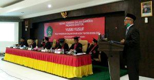 Pendidikan Agama Islam UIN Ar-Raniry Banda Aceh Promosi Doktor