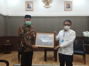 Gubernur Aceh Sampaikan Apresiasi Kepada Menteri ESDM, PEMA Harus Kerja Cepat