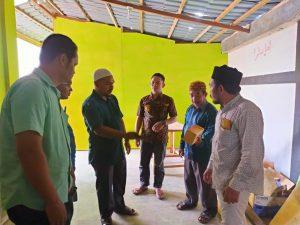 Penyair Medya Hus Berkunjung ke Panti Rehabilitasi Pintu Hijrah Banda Aceh