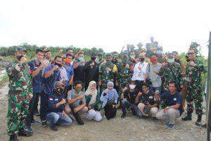 Kadispenad TNI Nefra Firduas Ajak Wartawan Ikut Lomba Karya Jurnalistik TMMD