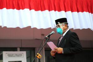 Sikap Plt.Gubernur Aceh Atas Pernyataan Presiden Perancis