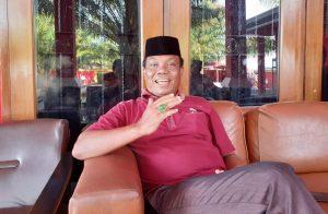 Samsuardi alias Juragan akan maju sebagai Bupati Nagan Raya di Pilkada 2022