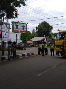 Tekan Covid-19 Meningkat, Tim Gabungan Abdya Mulai Razia Masker Pada Pengguna Jalan