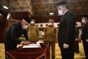 Pemerintah Aceh Lakukan Penyegaran Pejabat Eselon II