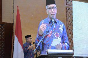 Tingkatkan Kualitas Pemberitaan, Gubernur Aceh Ajak Media Perangi Hoaks dan Ujaran Kebencian