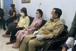 Kesedihan Mendalam, Saudara Menhan Prabowo Subianto Ternyata Turut Gugur dalam KRI Nanggala-402