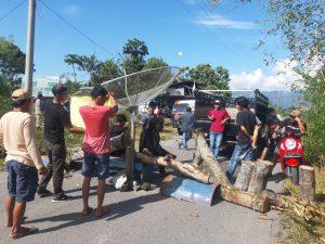 3 Akses Jalan Utama Menuju Kecamatan Ketol Lumpuh Total