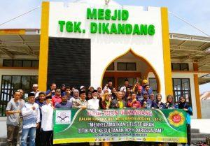 Sambut Hari Jadi Kota Banda Aceh, Aliansi Masyarakat : Selamatkan Situs Sejarah Kesultanan Aceh