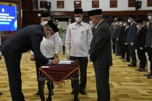 Bentuk Komite Advokasi Daerah Anti Korupsi, Aceh Masuk Zona Bebas Korupsi