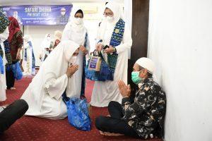 BKMT Aceh Menggelar Safari Dhuha Bersama Lansia