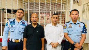 Polisi Bebaskan Para Petinggi Sunda Empire