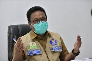 Kasus Covid-19 di Aceh Bertambah 67 Orang, Tiga Meninggal Dunia