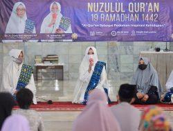 Patuhi Prokes, BMKT ajak Tingkatkan Ibadah di Bulan Ramadhan