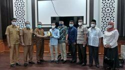 IPM Aceh Tinggi Secara Nasional, Kadisdik Aceh Terima Kunker Komisi B DPRD Langkat
