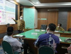 32 Kepala Instalasi RSUDZA Paparkan Tugas di Hadapan Sekda Aceh