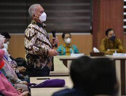 Sekda Minta Komite Medik Inisiasi Perubahan Pelayanan ke Arah Lebih Baik