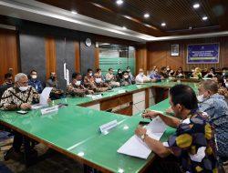 Sekda Minta Kepala Bidang Bank Aceh Syariah Bangun Kekompakan Kerja