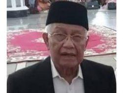 Mantan Gubernur Aceh Syamsudin Mahmud Meninggal Dunia, Pemerintah Aceh Sampaikan Dukacita Mendalam