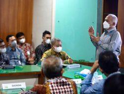 Sekda Harapkan Kecapem Bank Aceh Tinggal di Kawasan Kerja