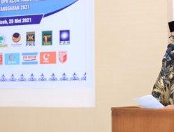 Partai Politik di Aceh Dapat Bantuan Keuangan Dari Pemerintah