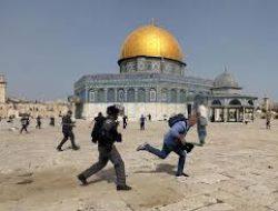 Akar Bentrokan Terbaru Israel-Palestina di Al-Aqsa