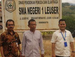 Peringkat 8 Nasional Kelulusan SBMPTN 2021, DNA Apresiasi Kinerja Dinas Pendidikan Aceh
