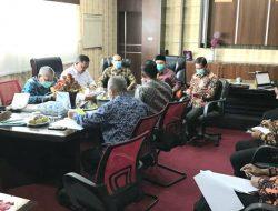 Asisten 1 dan Pejabat Pemerintah Aceh Hadiri Rapat Penyelesaian Aset Pemekaran Wilayah Langsa-Aceh Timur