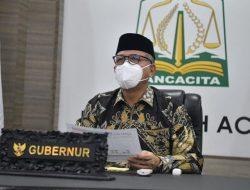 Gubernur Instruksikan Wajib Vaksinasi Covid-19 bagi Seluruh ASN Pemerintah Aceh