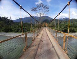 Pemerintah Aceh Telah Merampungkan Pembangunan Jembatan Sikundo