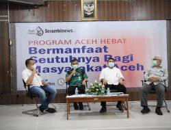 Akademisi Nilai On The Track; Program Aceh Hebat Bermanfaat Seutuhnya Bagi Masyarakat