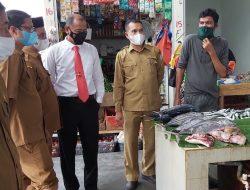 Menjelang Lebaran, Kadis DKP Aceh Sidak Ke Pasar Al-Mahirah Lamdingin