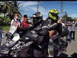 Dosen Prodi Antropologi STISIP Al Washliyah Banda Aceh Touring keliling Indonesia