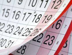 Berikut Penjelasan Pemerintah Geser Hari Libur Tahun Baru Islam