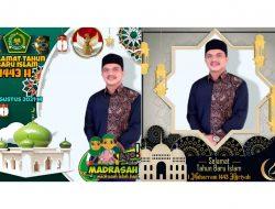10 LinkTwibbonTahun Baru Islam 2021 dan Cara Buat Twibbon Sendiri