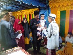 Masyarakat Tarok Raya Santuni Anak Yatim