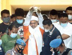 Hakim Tolak Banding Jaksa, Empat Hari Lagi Habib Rizieq Shihab Akan Bebas