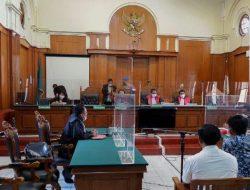 Langgar Undang-Undang Pers, Dua Anggota Polisi Jalani Sidang Dakwaan
