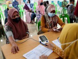 Vaksinasi Massal Pemerintah Aceh Telah Menyasar 72.282 Orang