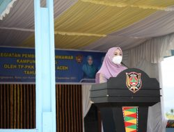 Ketua PKK Aceh Apresiasi Kampung Sepang yang Sarat Prestasi