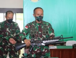 Dua KKB Papua Ditangkap, 5 Pucuk Senjata Disita