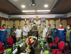 SKK Migas Bersama BPMA Silaturrahmi Dengan Gubernur Aceh Sampaikan Update Kegiatan Hulu Migas