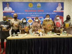 Dinas Pangan Aceh Adakan Pelatihan Pengolahan Industri Pangan Lokal