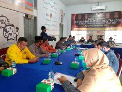 KIP Nagan Raya Lakukan DPB Tingkat Stakeholder Kabupaten Periode 2021